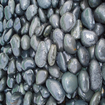 Wholesale art craft pebble stone tile