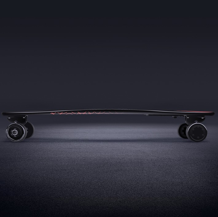 Sport Fashionable Electric Long Board Skateboard