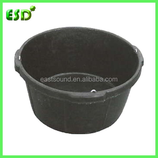 ESD 3-Loop Round Rubber Utility Tub