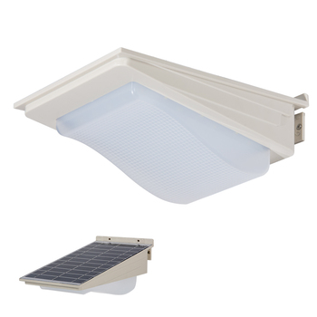 Energy saving wall mounted decorative solar sensor outdoor IP65 5w 10w 15w led wall light