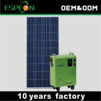 300W 400W portable solar energy generator sales in Nigeria