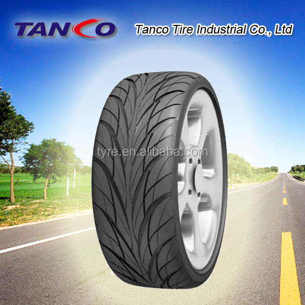high performance semi steel radial new car tires