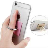 360 Degree Rotating Universal Ring phone Holder Finger Grip for Smartphones