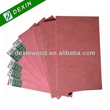 1220mmx2440mm Fire Rated MDF Board