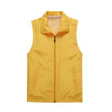 china manufactures cheap volunteer vests customized volunteer advertising vest