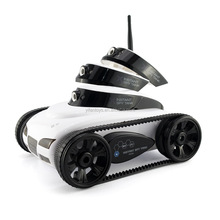 Best selling 777-287 Wifi Wireless Spy RC Tank Remote control Car Toys with video camera for sale
