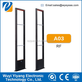Retail RF theft detection Alarm System EAS Security gate