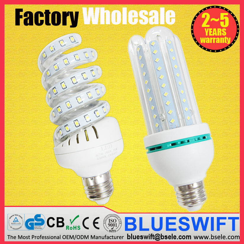 CE Certification A19 Dimmable Ceramic LED Bulb