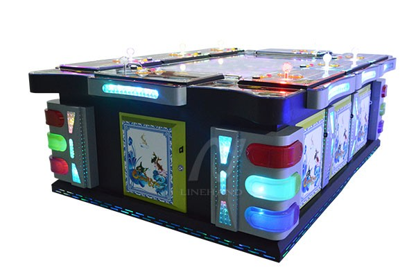 casino multi game 6 8 10 person gaming equipment fishing gamble table for sale