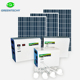 500w small solar system for lighting / 600w solar lighting system indoor