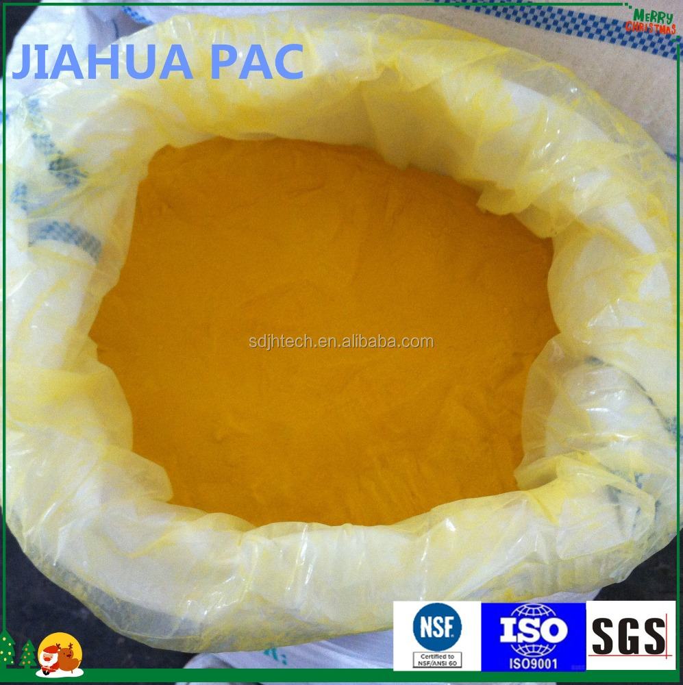 28% 30% poly aluminium chloride for wastewater treatment