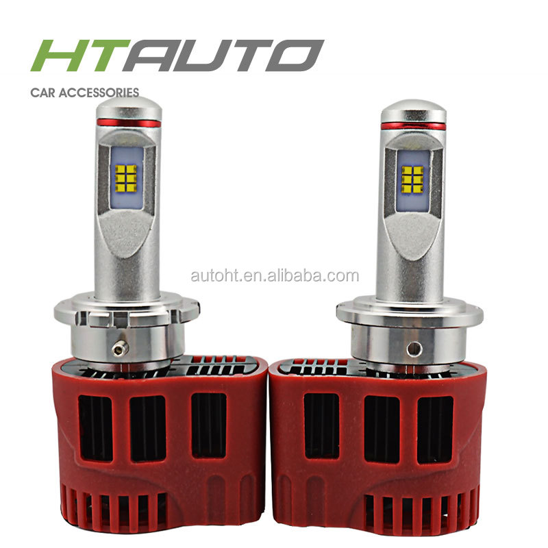 HTAUTO High Performance 45W 4500LM Led Headlight Conversion Kit H4 New Headlight Led Head Light Bulb H16 For Auto
