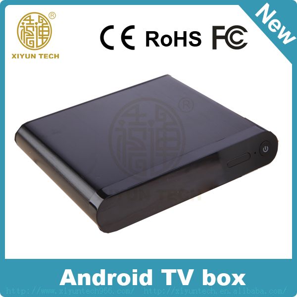 Google smart internet dual core amlogic xbmc android 4.2 tv box