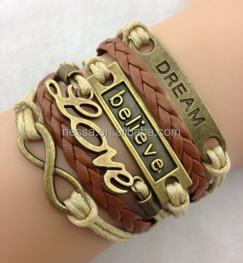 Fashion dream bracelet wholesale NS-CBR809