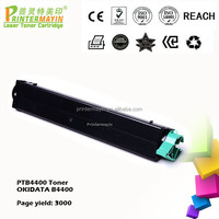 B4400 Black Toner for use in OKIDATA B4400 (PTB4400 Toner)