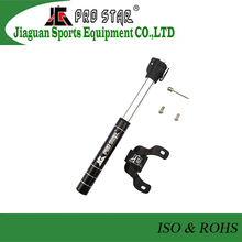 Bike Hand Pump Made of CNC Aluminum with Mount Kit Bracket as Outside Sport Tools