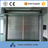 New products Safety Rigid Aluminum Roller Gate for sale