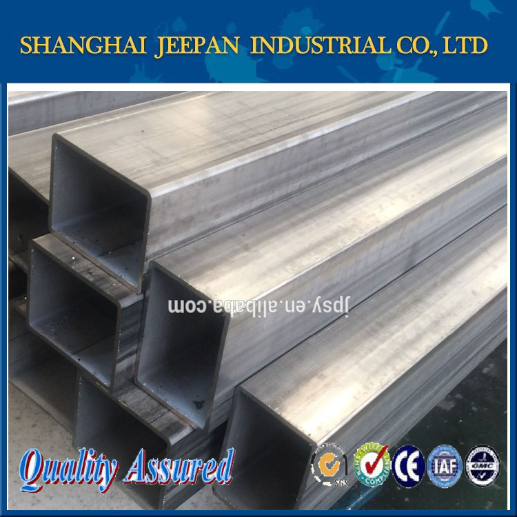 304 stainless steel rectangle tube 5mm thick