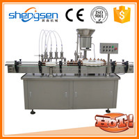 Beverage Autoamtic Filling Capping Machine/Filler and Capper