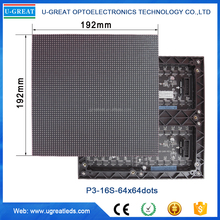 Live Show Competitive Price High Resolution LED Matrix Display Module