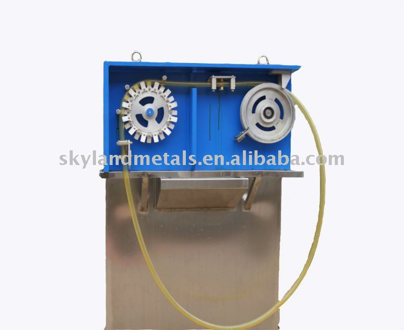 Vertical Tube Oil Skimmer