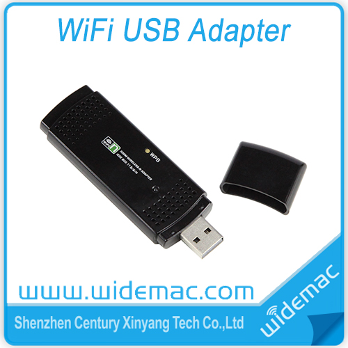 300Mbps Wireless USB Network Adapter with Ralink RT3072 Chipset