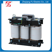 Copper Winding Step Down Insulation Transformer 380V To 220V 3 phase