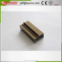 Aluminum Building Material Aluminium Profile To Make Doors And Windows Factory