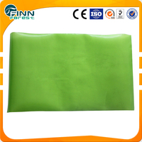 1.2mm thickness green color pvc pool liner material