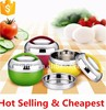 Plastic Airtight Storage Stainless Steel Food Container of 2 Layer