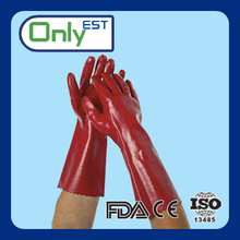 Wholesale thick durable protective factory price long household rubber gloves