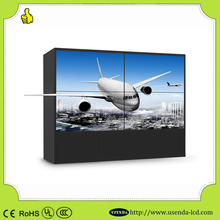 55inch led backlight high solution 4k advertising display splicing lcd video wall