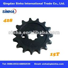 428-15T motorcycle front sprocket