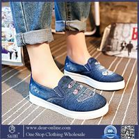 Low Price Casual Flat Leather Women Fashion Hot Sale Shoes For Women
