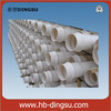 High quality cheap Irrigating water supply 10 inch pvc pipe price factory