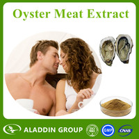 ISO Factory Supply High Quality 100% Pure Oyster Meat Oligopeptides Extract Powder for Penis Medicine