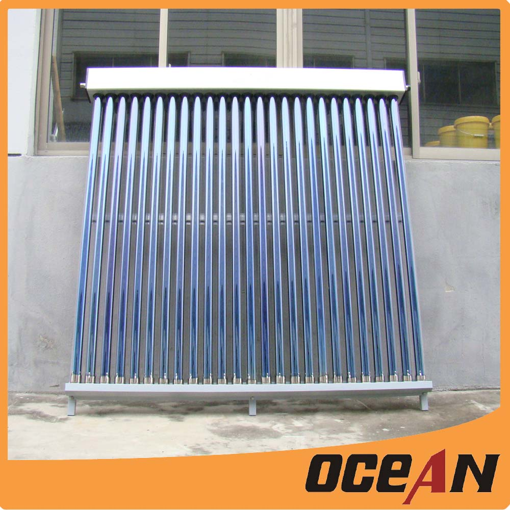 stainless steel material solar collector with high quality and low price for swimming pool