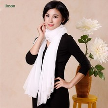 Wholesale natural white silk twill italian silk scarf for dyeing