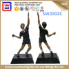 new design tennis awards and trophies and military awards trophies and resin trophy for sale
