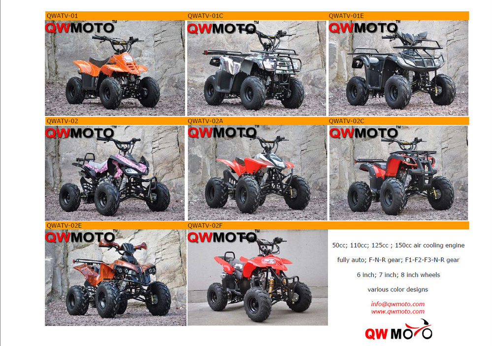 chinese CE certification high quality cheap 250cc atv