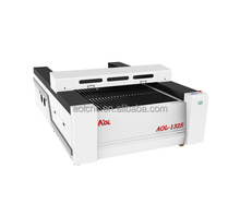 New design AOL 1325 laser cutting machine for Leather new product distributor wanted