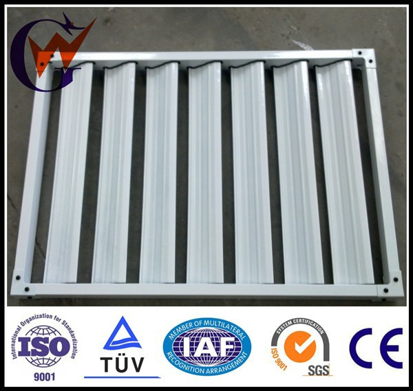 Hot sale aluminum shutter with good quality