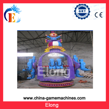 Amusement park ride manufacturer