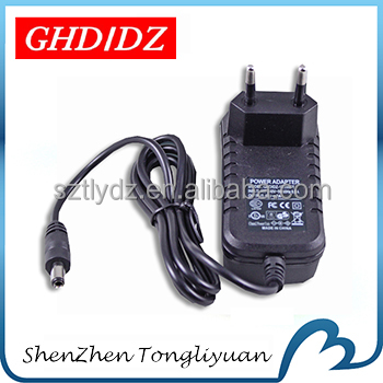 GHDIDZ-122000T 12v 2a honor electronic switching adapter