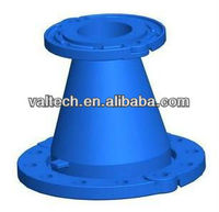 ductile iron pipe fittings price