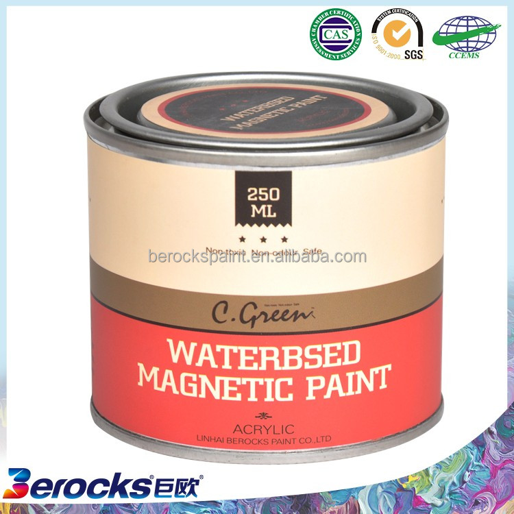 C.Green Eco-friendly Magnetic Non-toxic Interior Wall Paint