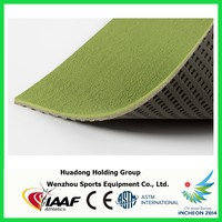 Anti Slip Prefabricated Rubber Flooring Waterproof