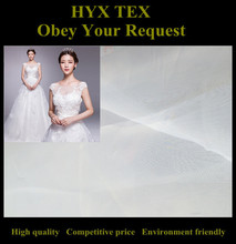 Organza Fabric For Wedding Veil