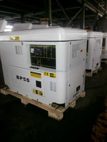 Small genset China brand 5kw silent generators price