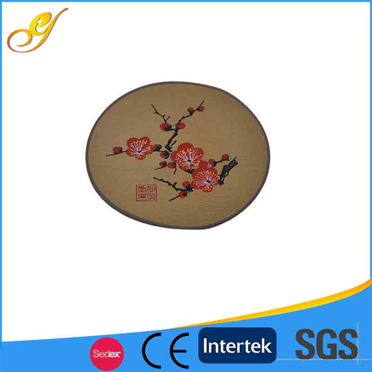Factory Outlet Cheap Custom Beer Cup Pad Soft Pvc Coasters